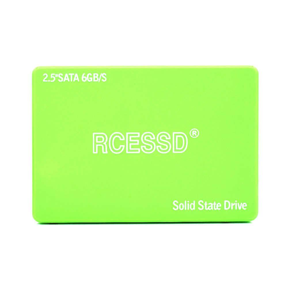 RCESSD SSD 1tb 120gb 240 gb 480gb SSD HDD 2.5 ''SSD SATA SATAIII 512gb 256gb 128gb wewnętrzny dysk półprzewodnikowy do laptopa desktop