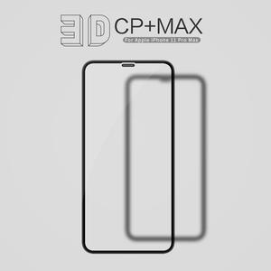 Image 2 - Nillkin for iPhone Xr 11 Pro Max X Xs Tempered Glass Screen Protector 3D Full Coverage Safety Glass for iPhone 8 7 Plus SE 2020
