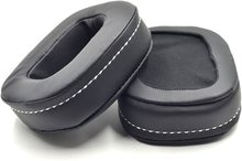 YWTXUAN 1 Pair Replacement Foam Ear Pad Earmuffs for DENON AH-D600 AH-D7100 Headphone Repair Parts ear pads replacement cover for denon ah d1100 ah nc800 headphones earmuffes headphone cushion