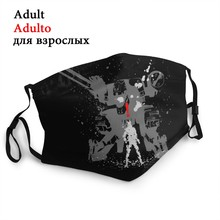 Máscara de máscara de proteção contra poeira máscara de máscara de proteção de máscara de máscara de máscara de metal sólido mgs anti haze