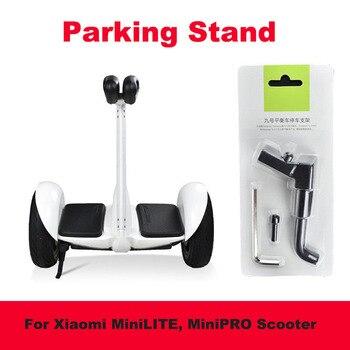Xiaomi oficial MiniLITE soporte de estacionamiento Ninebot s-pro Marco de estacionamiento S-LITE soporte de patinete xiaomi Accesorios