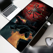 Avengers Large Size Mouse pad Gamer Top Quality Cartoon Skid Locking Edge Durable Mousepad Notebook Office Mat Desk mat Portable