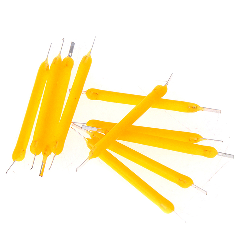 10Pcs 26mm LED COB Solar Power Filament Super Bright Bulb Light Source Lighting Tool