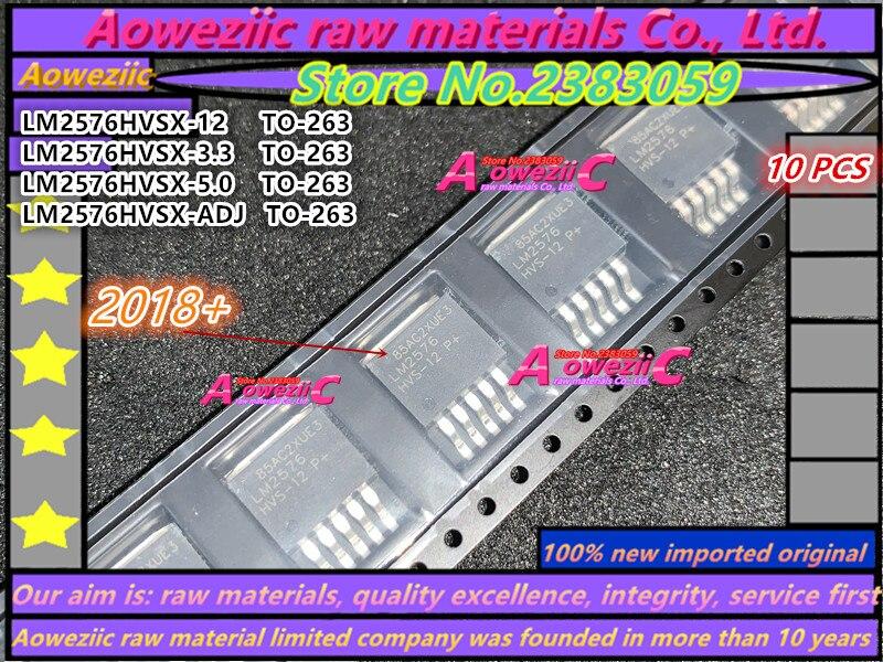2018+ 00%new Imported Original LM2576 LM2576HVSX  LM2576HVSX-3.3  LM2576HVSX-5.0 LM2576HVSX-12 LM2576HVSX-ADJ TO-263 DC-DC Chip