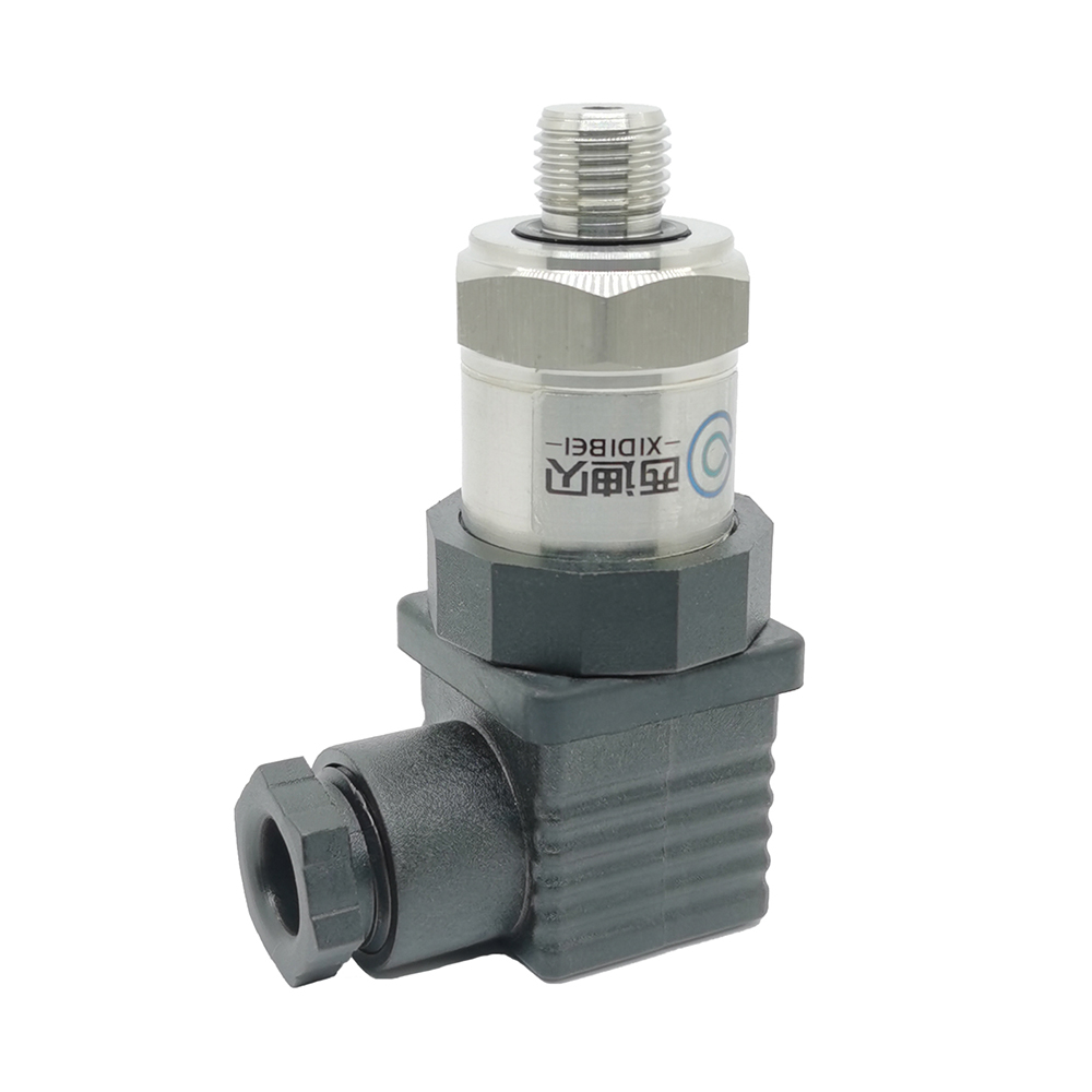 Water Oil Fuel Gas Air Pressure Transmitter G1/4  12-36V 4-20mA  0-600bar Optional Stainless Steel Pressure  Transducer Sensor