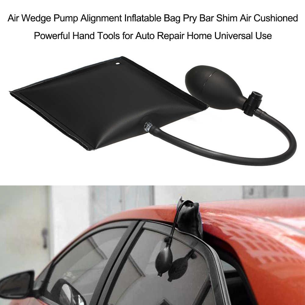 Nowy klin powietrzny pompa wyrównanie worek nadmuchiwany łom podkładka powietrza miękka potężne narzędzia ręczne do naprawa samochodów domu uniwersalne zastosowanie