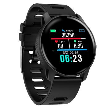 Fitness Bracelet Blood Pressure Outdoor Heart Rate Monitor watch Smart Wristband for Samsung Galaxy Note10 Lite note10 plus 10+ фото