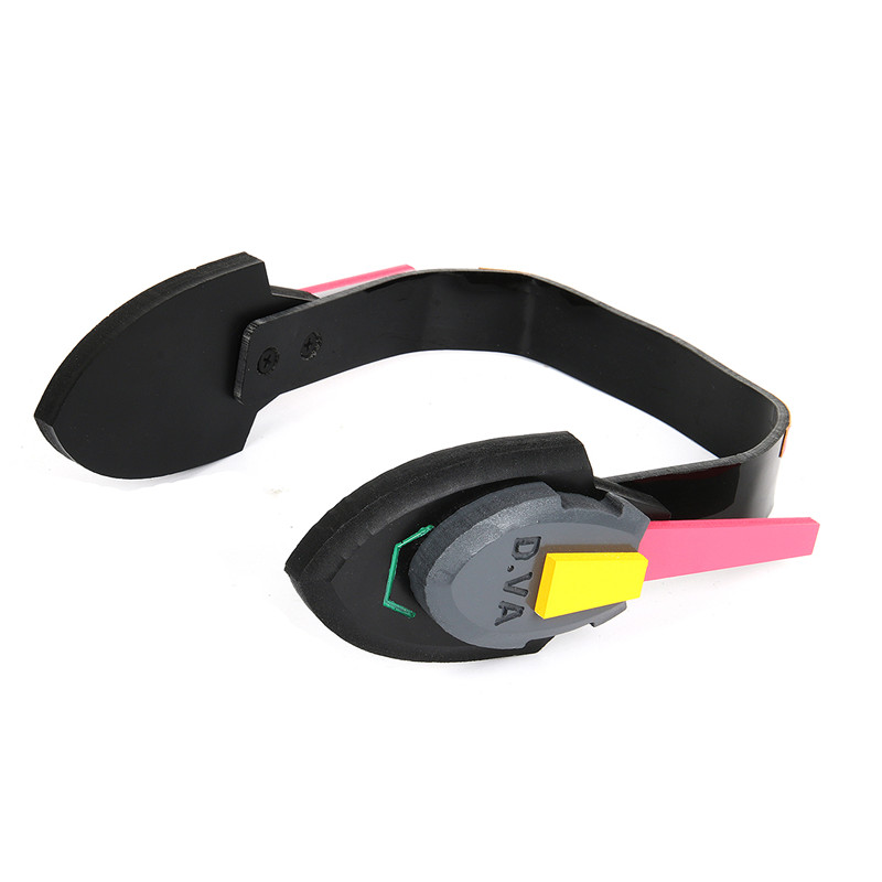 Hot Game Over Watch OW D.Va Headset Halloween Cosplay Props Headset Gift OW Accessories 4