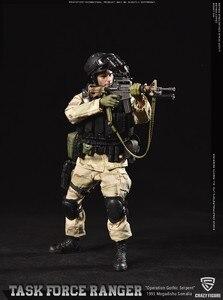Image 2 - CrazyFigure LW005/LW006 1/12 abd Delta özel kuvvet Master çavuş Rangers görev 1993 erkek asker aksiyon figürleri