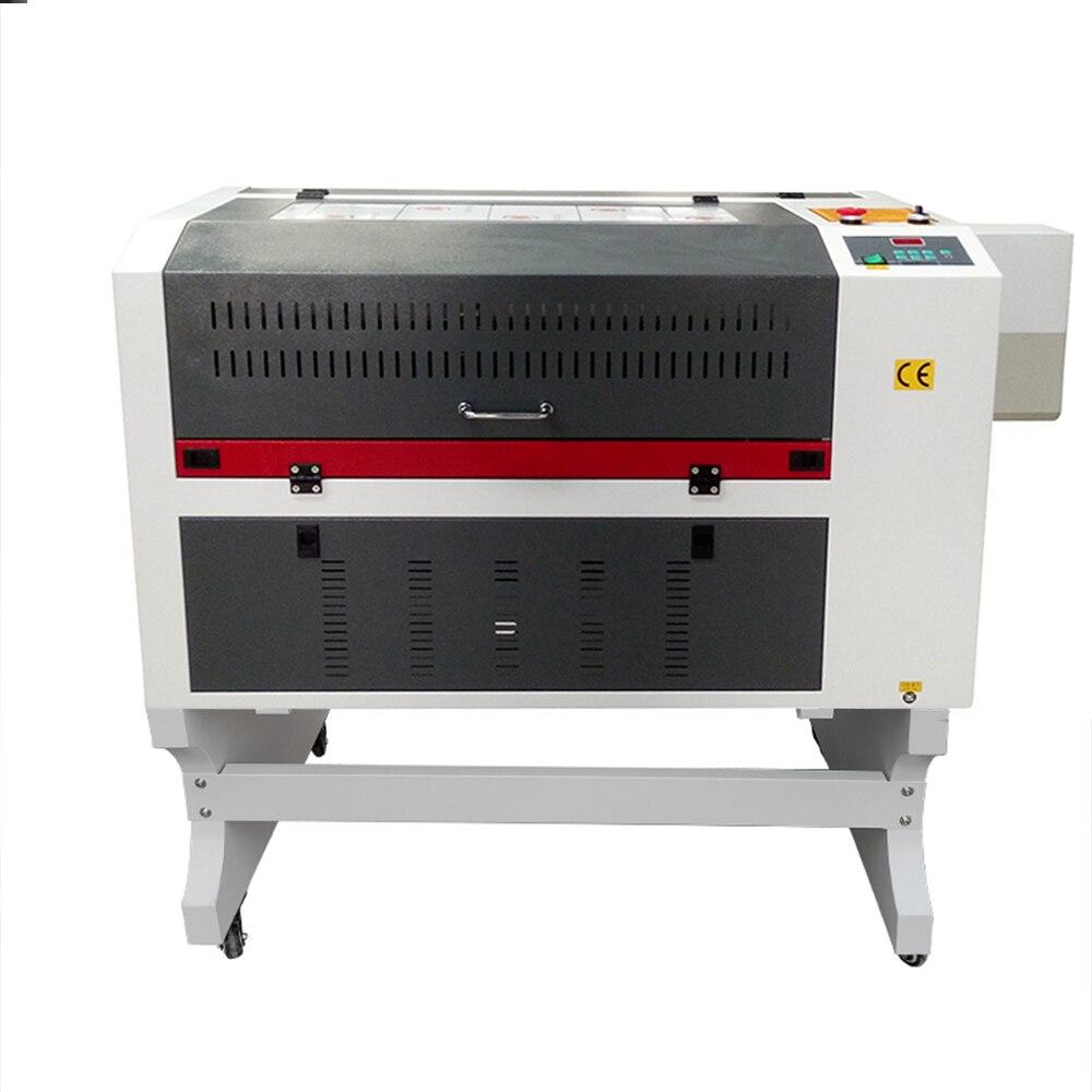 JNHXSK 4060 100w Reci CO2 Laser Engraving Cutting Machine CNC Router Diy