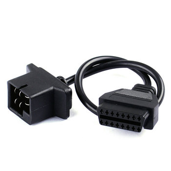 6 To 16 Pins OBD2 Connectors Car OBD Diagnostic Tools Extension Cables For Chrysler Automobile image