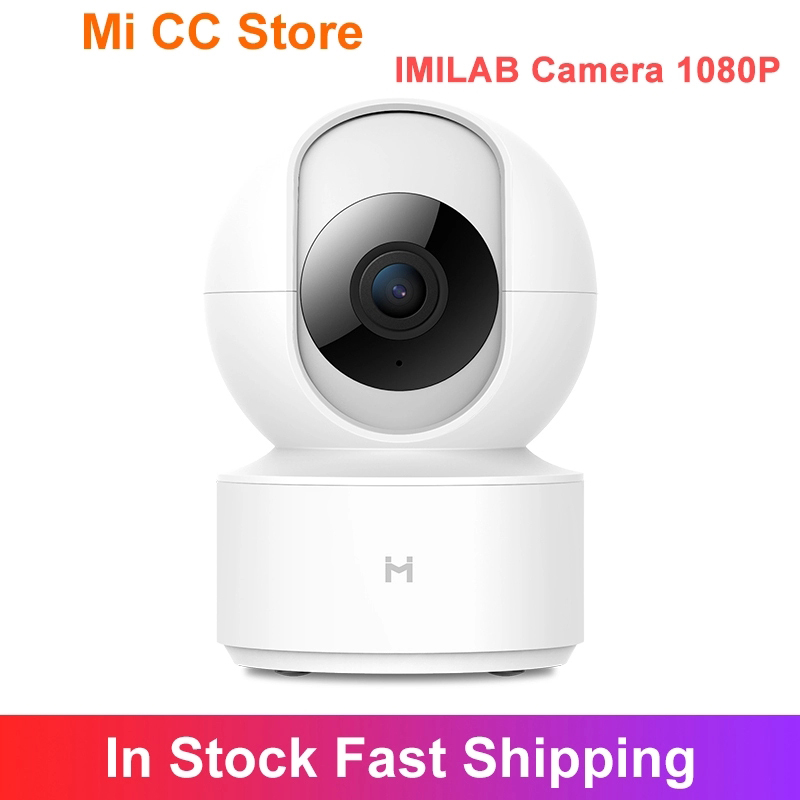 Imilab Smart Camera 1080P WiFi Wireless Camera Infrared Night Vision Two Way Audio Security CCTV Camera|Surveillance Cameras| - AliExpress