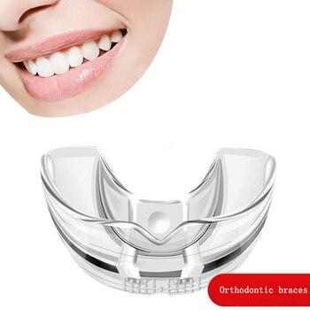 1 pcs Dental orthodontic Retainers braces 4D teeth braces Alignment Tool Dental Tooth Orthodontics Invisible Retainers Adult myobrace dental tooth orthodontics dental braces teeth whitening dental orthotics tooth alignment tool orthodontic retainers