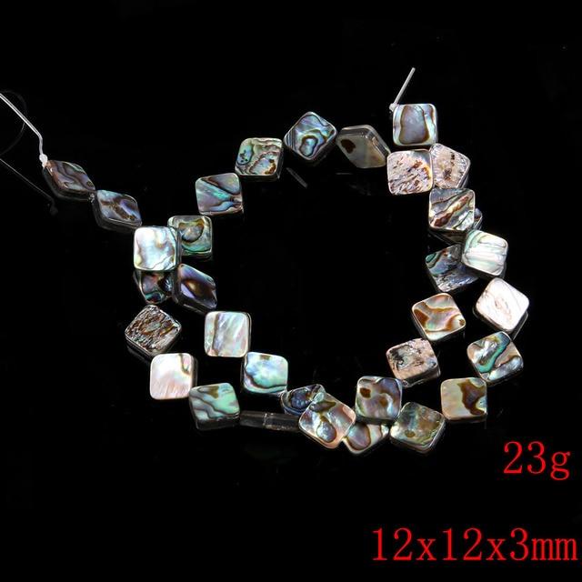 2020 coquille naturelle perles en vrac connecteurs diverses formes coquille dormeau pour la fabrication de bijoux collier accessoires cadeau pour les femmes
