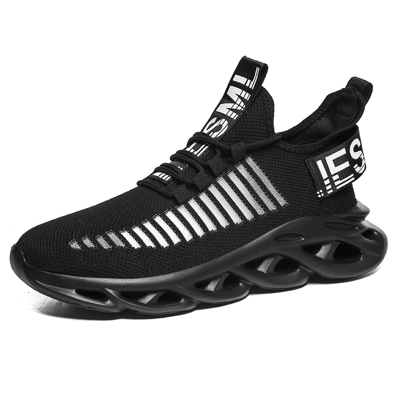 Mens fashion  Sports Shoes Lace Up Flats Outdoor Casual Breathable Hot
