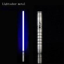 Saber-Toys Laser-Lightsaber-Sword Hilt Lght Blade Lumious Metal Children PC RGB 85cm
