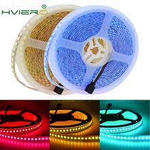 RGB LED Strip Waterproof 5050 5m 600LED Home Light Row Flexible LED IP20/IP65/IP67 Tape Light RGB Led Living Room Decoration