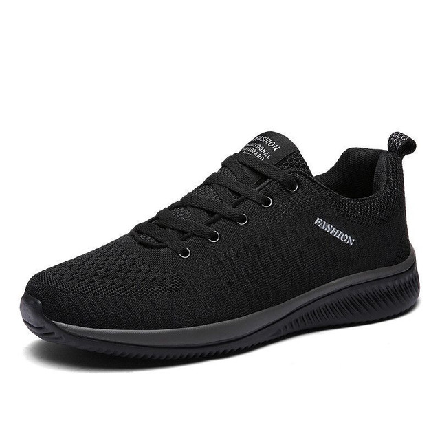 2020 New Summer Men Shoes Mesh Breathable Men's Casual Shoes Comfortable Fashion Lightweight Moccasins Men Sneakers Size 35-48 2