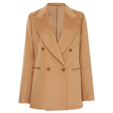 Light Coffee Color Smock Blazer Elegant Shawl Collar Blazer 2019 Casual Blazer Women