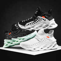 Cool men's basketball shoes shock absorption breathable casual sports shoes non-slip sports outdoor running shoes Zapatos Hombre