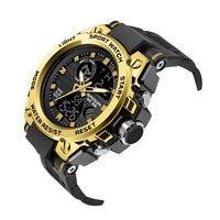 Mens Military Watch Top Luxury Brand G Style S Shock LED Quartz Clock Sport Watches Male relogios masculino Digital Wristwatch