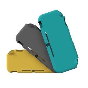 Image 5 - Przełącznik do Nintendo Lite Full Body ergonomiczne antypoślizgowe miękkie etui silikonowe osłony na konsolę Nintendo Switch Lite Mini