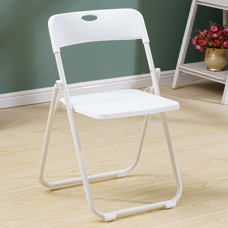 Folding Chair Training Chair Huo Dong Yi Household Plastic Chair Dining Chair Computer Chair Folding Stool Chair Portable Chair