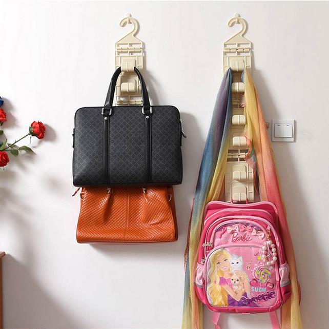 Hanging Handbags Coat Hanger