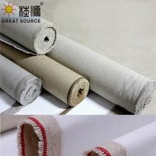 28cm Oil Painting Linen Fine Thread Linen Acrylic Painting Linen  Water Resistant Coated (3 Meters)