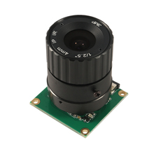 Raspberry Pi Camera Module 5MP 4mm Focal Adjustable Length Night Vision NoIR Camera for Raspberry Pi 3 Model B+/3B/Zero W