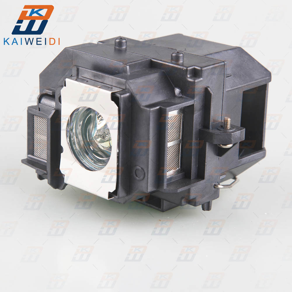 Compatible For ELPLP58 V13H010L58 For Epson EB-X10 EB-X7 EB-X72 EB-X8 EB-X8e EB-X9 EB-X92 EH-DM3 EH-TW450 EB-S92 EB-W10 / EB-W9