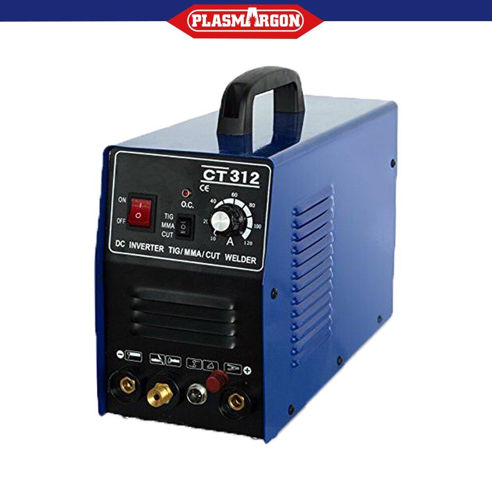 TIG / MMA Plasma Cutter Digitale TIG / MMA Maschine/CNC Pilot Arc Schweißer CT312P