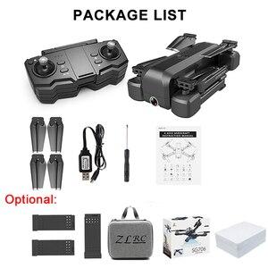 Image 5 - ZLL SG706 Drone 4K FPV Camera drone Professional 720P 1080P dual camera 50X zoom optical flow Foldable Quadcopter VS E58 dron