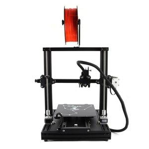 Image 5 - Hiprecy LEO imprimante 3D, lit magnétique chauffant, tout métal, dimensions 230x220x260mm I3 KIT de bricolage, lit Hotbed, double axe Z, écran TFT