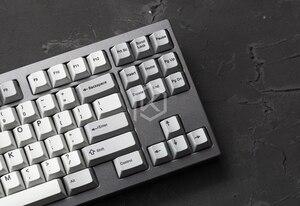 Image 3 - kprepublic 139 Cherry profile Dye Sub Keycap Set thick PBT plastic  keyboard gh60 xd60 xd84 cospad tada68 rs96 zz96 87 104 fc660