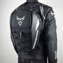 Dry-Bag Seat-Tail-Bag Moto 90l/motorbike Waterproof Rear