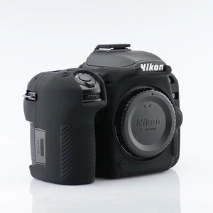 Image 4 - Silicon Armor Case DSLR Camera Body Cover Protector Bag For Nikon D7500 D810 D5500 D5600 D5300 D750 D850 D3400 D7200 Camera Bag