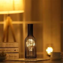LED Neon Night Light Holiday Xmas Party Romantic Wedding Decoration Room Home Gift INS style Lamp iron Light lamp недорого