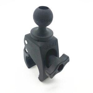 Image 1 - ヘビーデューティタフ爪 Calmp とマウント 1 インチ直径ための RAM マウント携帯電話移動プロオートバイ