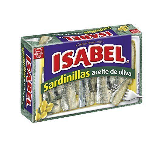 Isabel Sardinilla En Aceite De Oliva - 81 Gr