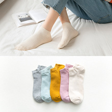 10Pair/lot Socks solid color women's socks cotton socks spring and summer classic color women's socks 10pair lot socks solid color women s socks cotton socks spring and summer classic color women s socks