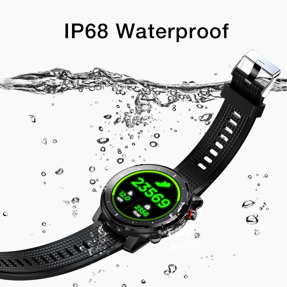 SANLEPUS Смарт-часы 2021 ЭКГ Smartwatch IP68 из водонепроницаемого материала для мужчин и женщин Спорт Фитнес браслет часы для Android Apple, Xiaomi, Huawei 6