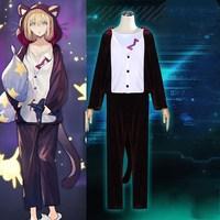 Azur Lane USS Bataan Pajamas Cosplay Costume Sleepwear Nightdress Halloween Costumes for Women Girls Fancy Party Outfits Suits