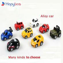 1 sztuk tylko New Arrival promocja rzucili Multicolor Metal Mini wycofać zestaw modeli samochodów edukacyjne zabawki dla dzieci