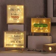 1pc de madeira caixas de dinheiro do banco de dinheiro mealheiros casa decoração presente crianças caixas de dinheiro 4 estilos caixa de armazenamento quente!