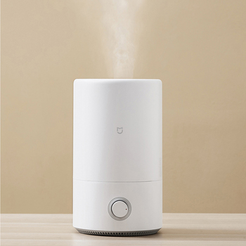 2021 New XIAOMI Original MIJIA Humidifier 4L Mist Maker broadcast Aromatherapy essential oil diffuser scent Home air humidifiers 2