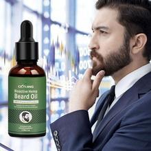 Beard Essence Oil Anti-shedding Beard Growing Serum Growth Hair Enhancer X6T4