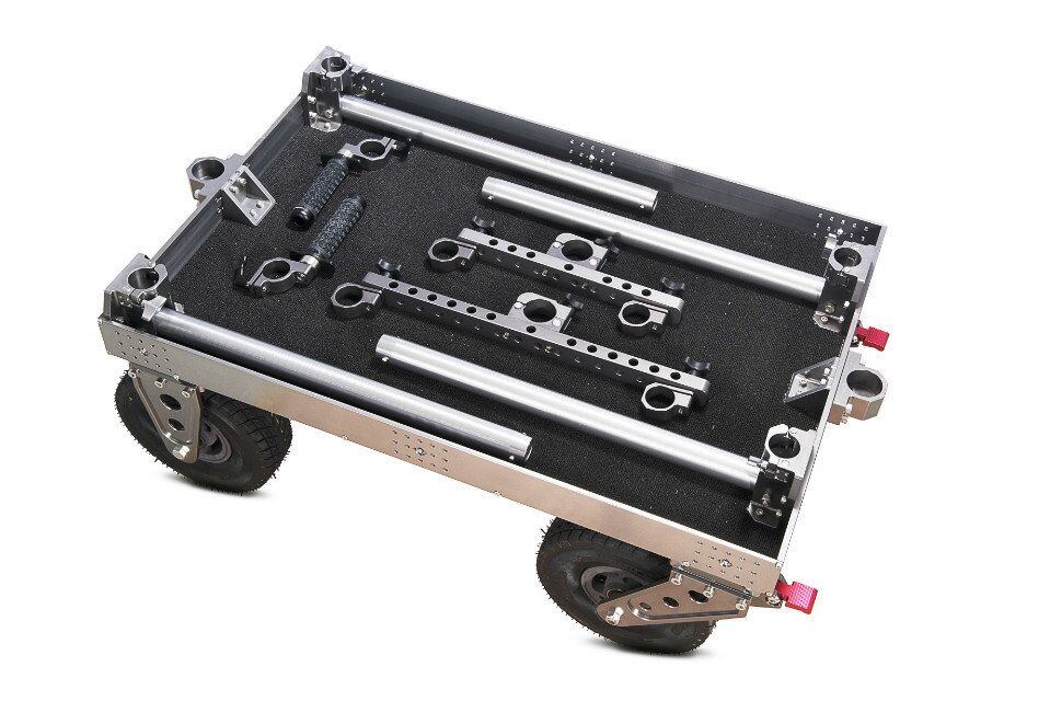 Image 4 - Tilta Movie Cart Dolly Director Cart for Film Video Max Load 500kg TT TCA01gimbal stabilizergopro stabilizerstabilizer gopro -