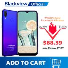Blackview A60-Plus Smartphone 64GB 4gbb WCDMA/LTE/GSM Quad Core Fingerprint Recognition
