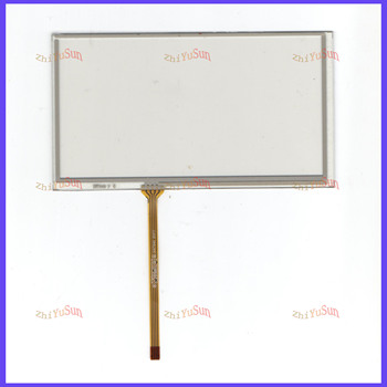 ZhiYuSun wholesale  10pcs/lot 149*83mm 6inch 4lines resistance screen for car  DVD redio this is compatible XWT649